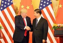 """트럼프·시진핑, 대북 제재·압박 지속…""""한반도 비핵화 노력"""""""