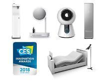 코웨이, 3년 연속 'CES 혁신상' 받으며 기술력 입증