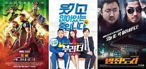 [세대별 박스오피스] '토르' '부라더' 연령별로 가장 많이 본 영화는?(10/30~11/5)