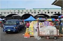 인천시 농산물시장에서 완전규격출하품 표준하역비는 도매법인이 부담