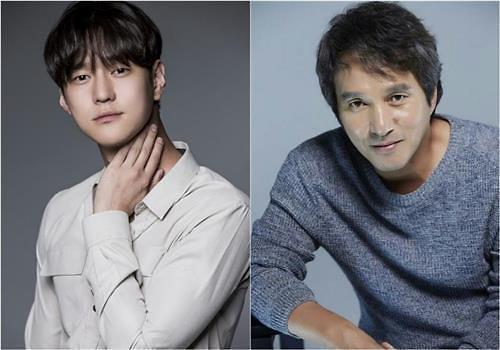 高庚杓曹在显出演tvN新剧《Cross》