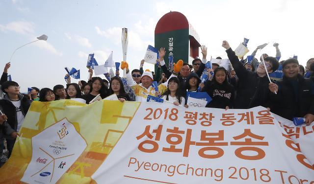 平昌冬奥会志愿者学生占九成 女性是男性4倍