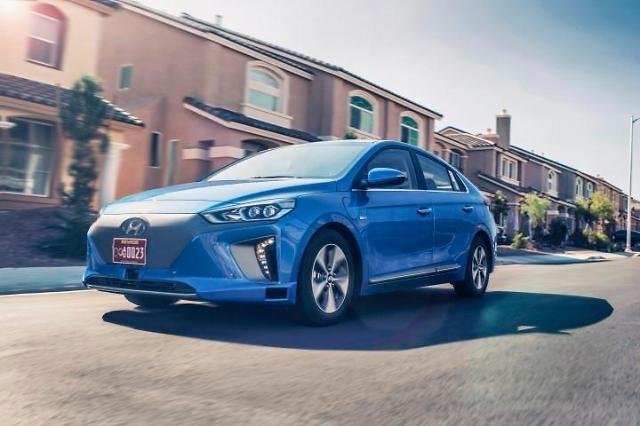 韩国电动汽车市场动力十足 销量首次突破1万辆