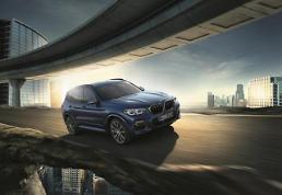 BMW, 디자인·엔진 강화 3세대 뉴 X3 국내 공식 출시