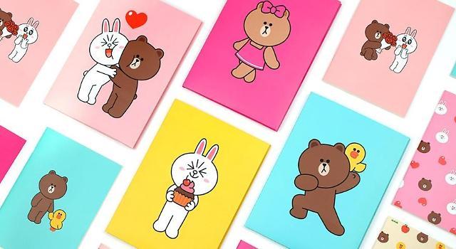 卡通形象成新韩流 光棍节创收46亿韩元