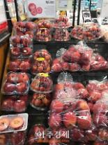예산군, 속 빨간 사과 '레드러브' 전국에 본격 출하
