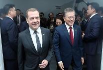 문 대통령-메드베데프 러시아 총리, 극동개발 협력 합의