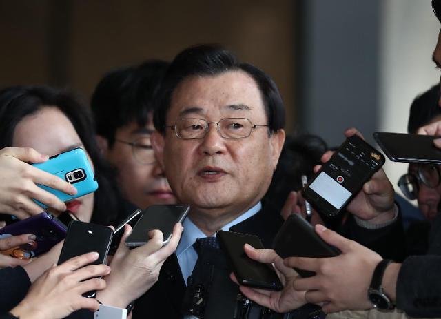 前国情院长李丙琪被捕 为朴槿惠案再添不利证据