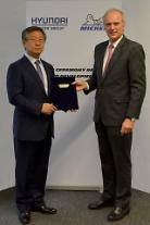 現代車、ミシュランとタイヤ技術協力の契約締結