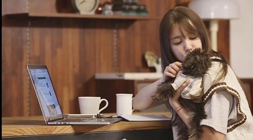 尹恩惠时隔4年重返韩荧屏出演《需要对话的汪喵》