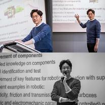 MBC '로봇이 아니야' 엄기준, 천재 로봇 공학박사로 완벽 변신···스티브 잡스 뺨치네!
