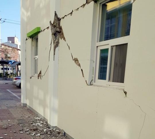 韩高考因浦项地震推迟一周至23日进行