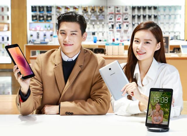 三星推新款平板电脑Galaxy Tab A