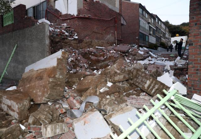 """韩国不再是""""无震地区"""" 梁山断层一带或将持续发生地震"""