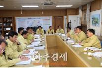 대구시 긴급 간부회의 개최, 포항에 3억5000만원 상당 지원 결정