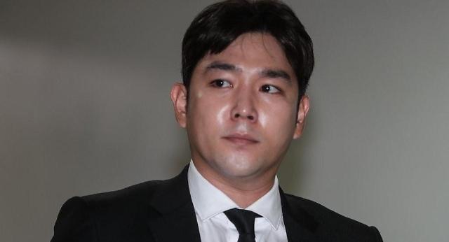 SJ强仁今日凌晨因酒后殴打女友接受警方调查