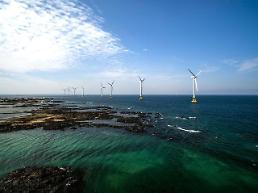 제주, 최초 상업용 해상풍력발전시대 열다