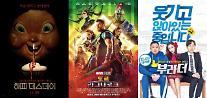 [세대별 박스오피스] '토르' '해피 데스데이' 연령별로 선택한 영화는?(11/6~12)