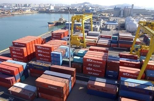 韩年出口额最短时间破5000亿美元大关
