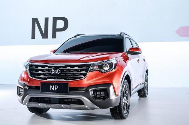 现代ENCINO亮相广州车展 韩系车能否在华重新崛起受瞩目
