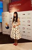 재꽃 정하담, 한국 베트남 영화제 참석…베트남 관객과 만남