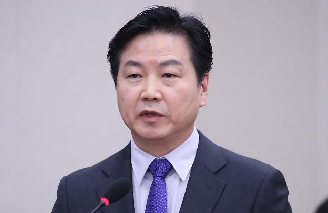 문 대통령, 이르면 21일 홍종학 중소벤처부 장관후보자 임명