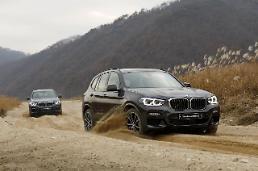 [시승기] 밟으면 나가는 토크, 제대로 알고 싶다면 BMW X3