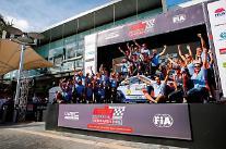 現代車、2017 WRC最後の大会「オーストラリアラリー優勝」
