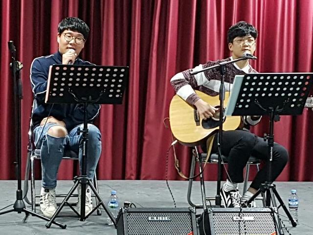 [AJU VIDEO] 韩国小清新歌曲现场版