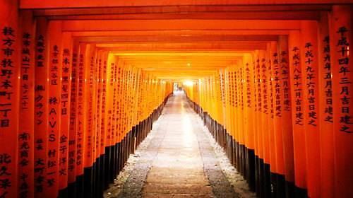 [AJU VIDEO] 大阪打卡景点——伏见稻荷大社