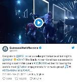 .BTS earns spot in Guinness World Records with AMAs performance.