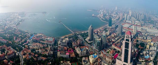 중국 칭다오 하이테크 기업 1348곳