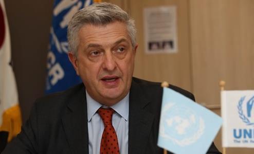 联合国难民事务高级专员呼吁停止遣返朝鲜难民