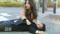 [아침드라마 예고 영상] '달콤한원수 119회' 박태인, 박은혜 향해 차 돌진…대신 치인 유건 혼수상태