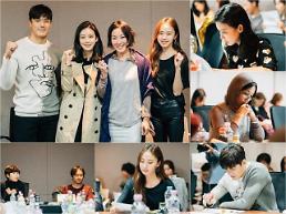 2018년 1월 첫 방송 마더, 이보영부터 이재윤까지 믿보 배우들의 대본 리딩 현장 공개