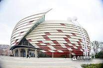 중국의 할리우드, 칭다오 '동방영화도시' 대극장 완공