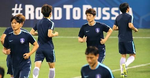 韩足FIFA排名赶超中国居第59