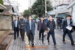손병석 국토부 차관, 도시재생의 성공적 롤모델 군산을 찾다