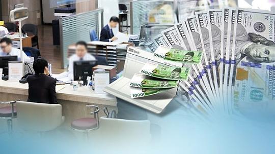 韩家庭负债规模今年首破7000万韩元 政府再度出手抑制增势