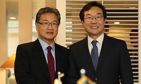 朝核六方会谈韩方团长28日访美