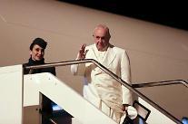 [글로벌 포토] 교황, 미얀마·방글라데시 순방길 올라