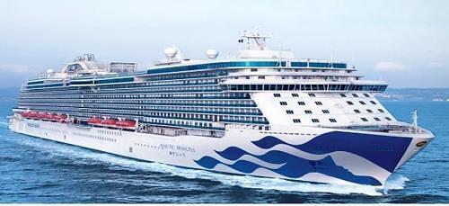 3500名中国台湾游客明年3月乘邮轮访韩