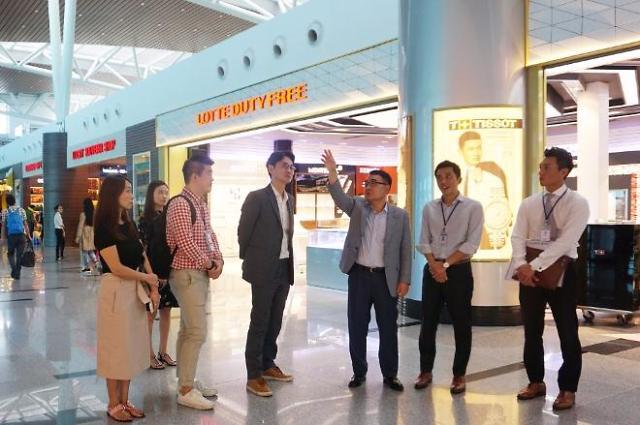 乐天免税店加快进军越南步伐 吸引大批中国游客