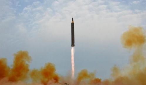 朝鲜导弹基地活动频繁 韩美日加强监视