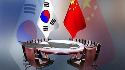 韩中拟于下月首脑会谈启动FTA后续谈判