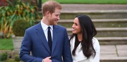 Prince Harry and American actress Meghan Markle announce engagement