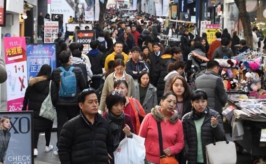 今年来韩外国游客或减少23% 业界展宣传活动