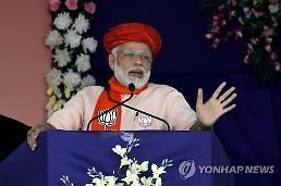 인도 성장률 반등 시작..3분기 성장률 6.3%로 상승