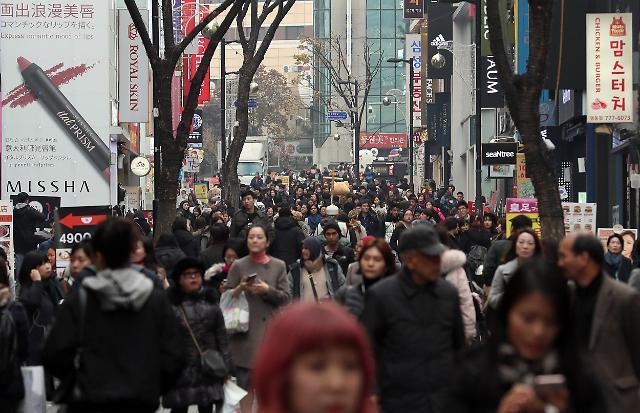 中国游客回来了!赴韩中国散客人数时隔8个月呈增势