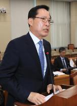 """송영무 """"북한군 JSA 총격시 보고체계 정상운영 안 돼"""""""